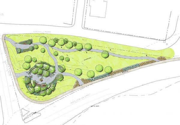 توسعه فضای سبز شهری بر مبنای اصول آمایش سرزمین