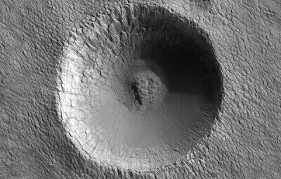 تصویری از سطح مریخ