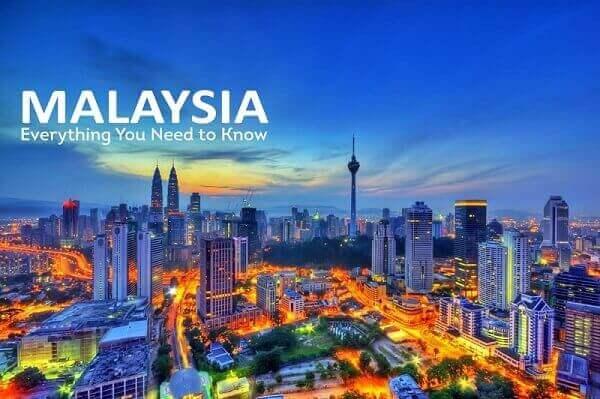 آشنائی با کشور مالزی