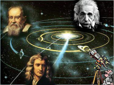 تاریخ علم فیزیک