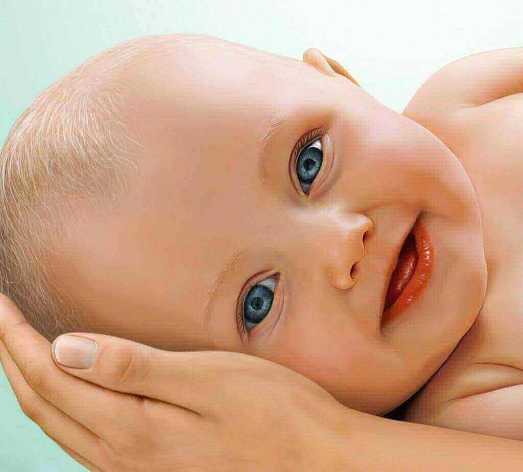 فشار و مالش پوست نوزادان در دوران شيرخوارگی