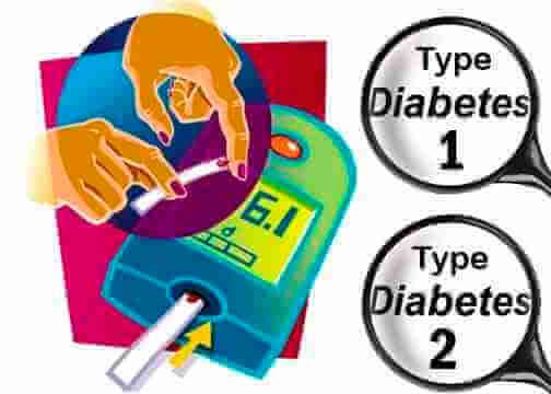 انواع دیابت و طبقه بندی آنها