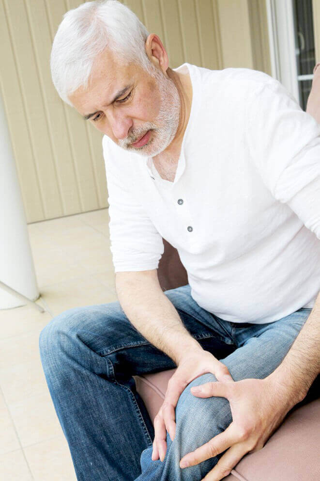 شکستگی استخوان در افراد میانسال