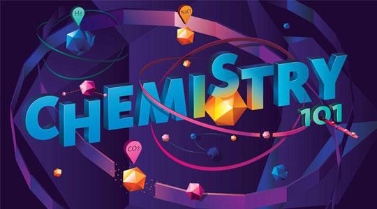 واکنشهای شگفت انگیز شیمیایی